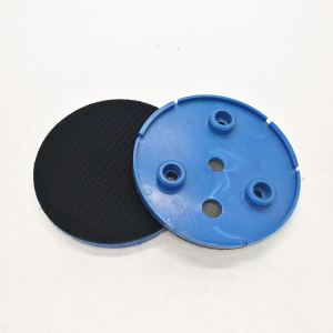 4 Inch Klindex Magic Tape Backer Holder for Metal Pad