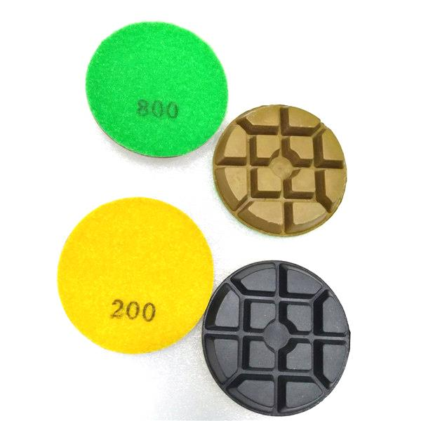 3inch Resin Concrete Puck DMY-02